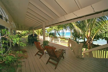 KAWELA BAY BEACH HOUSE - 2 Bedroom 1 Bath Beachfront Vacation House