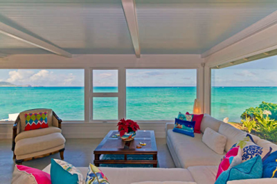 Lanikai Vacation Home with Ocea Views